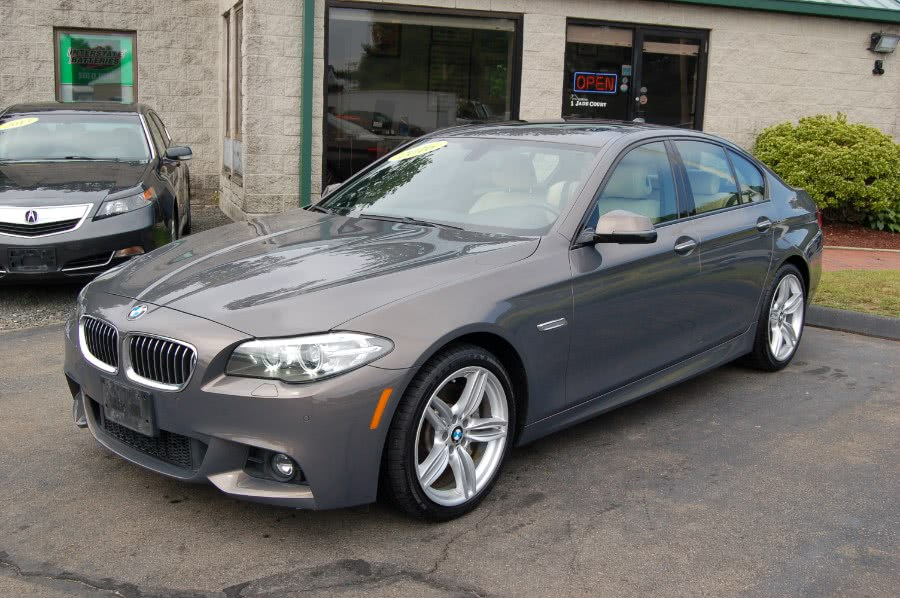 Used BMW 5 Series 4dr Sdn 535i xDrive AWD M SPORT 2016 | M&N`s Autohouse. Old Saybrook, Connecticut
