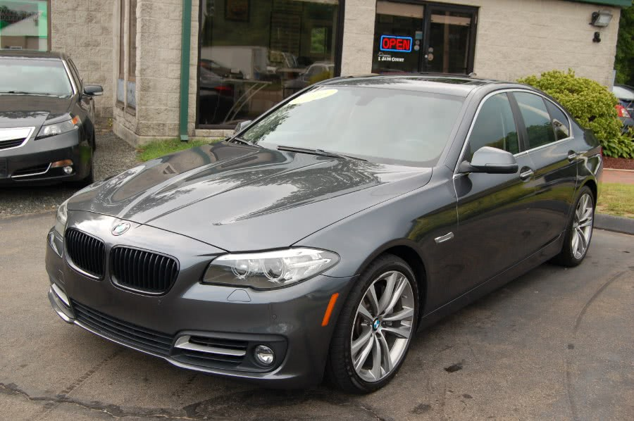 Used BMW 5 Series 4dr Sdn 550i xDrive AWD 2016 | M&N`s Autohouse. Old Saybrook, Connecticut