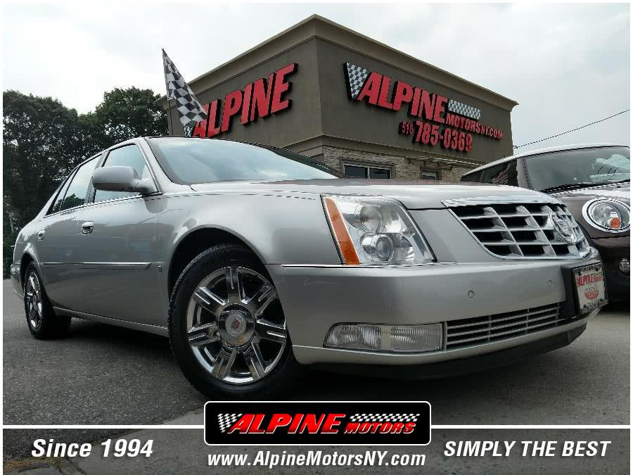 Used 2007 Cadillac DTS in Wantagh, New York | Alpine Motors Inc. Wantagh, New York