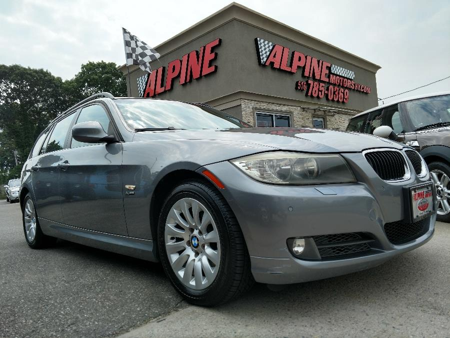 2009 BMW 3 Series 4dr Sports Wgn 328i xDrive AWD, available for sale in Wantagh, New York | Alpine Motors Inc. Wantagh, New York