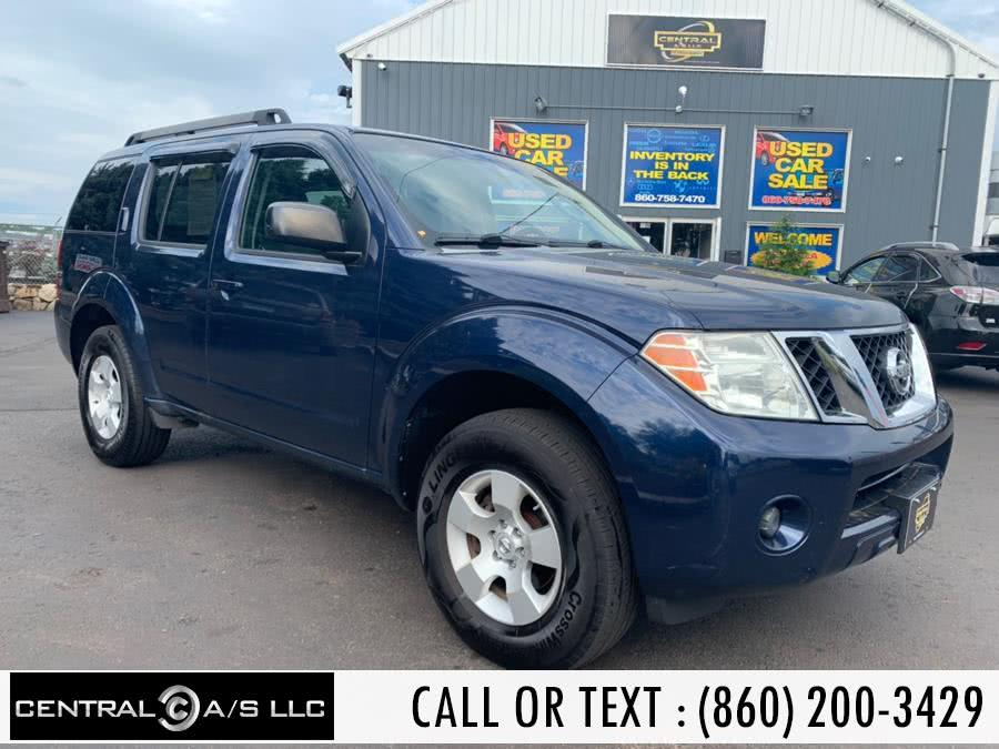 Used 2009 Nissan Pathfinder in East Windsor, Connecticut | Central A/S LLC. East Windsor, Connecticut