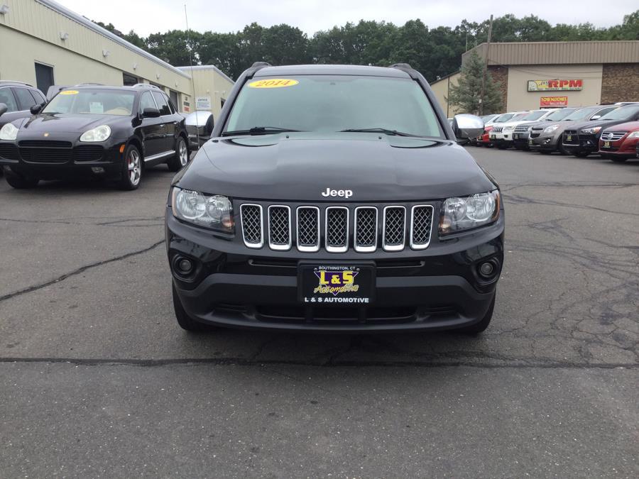 Used Jeep Compass 4WD 4dr Latitude 2014   L&S Automotive LLC. Plantsville, Connecticut