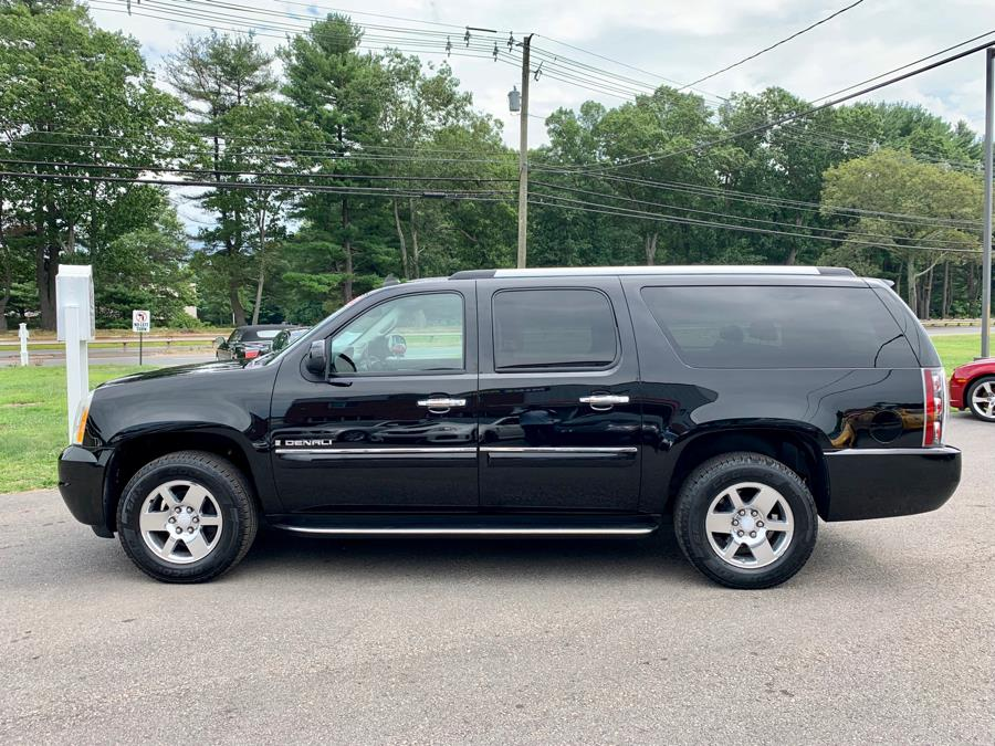 2007 GMC Yukon XL Denali AWD 4dr 1500, available for sale in South Windsor, Connecticut | Mike And Tony Auto Sales, Inc. South Windsor, Connecticut