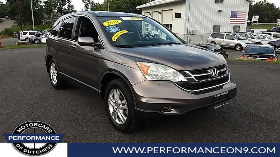 Used Honda CR-V 4WD 5dr EX-L 2010 | Performance Motorcars Inc. Wappingers Falls, New York