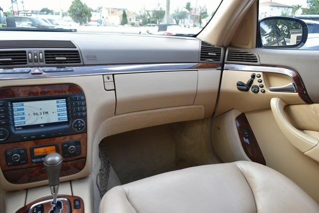 2005 Mercedes-benz S-class S 500, available for sale in Lodi, New Jersey | Bergen Car Company Inc. Lodi, New Jersey