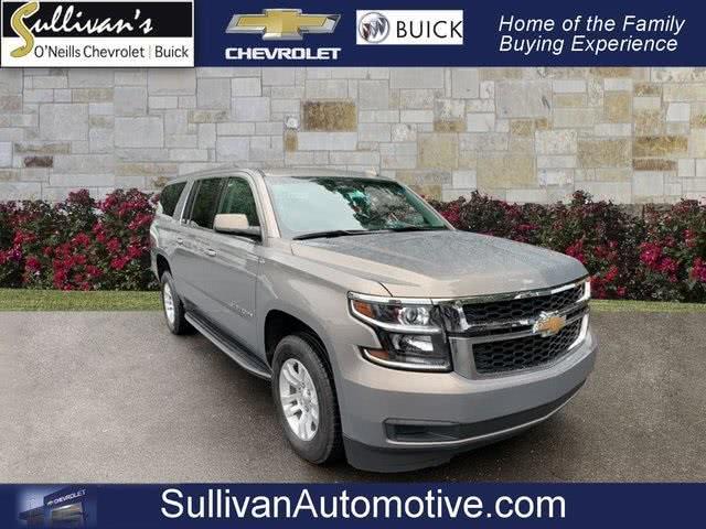 Used Chevrolet Suburban LT 2019 | Sullivan Automotive Group. Avon, Connecticut