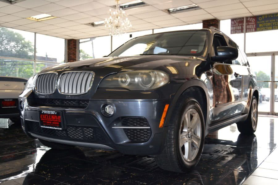 Used BMW X5 AWD 4dr 35d 2011 | Exclusive Motor Sports. Central Valley, New York