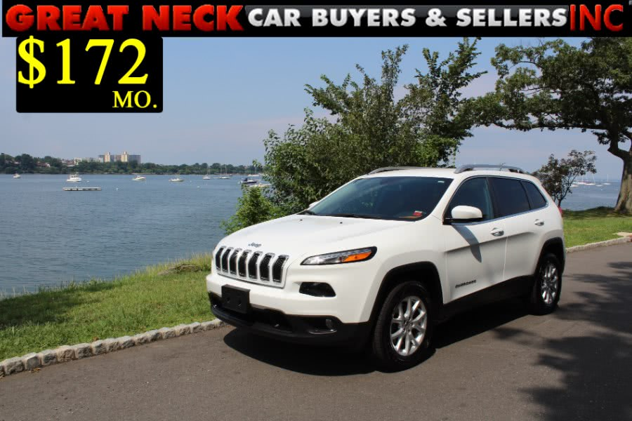 Used 2016 Jeep Cherokee in Great Neck, New York