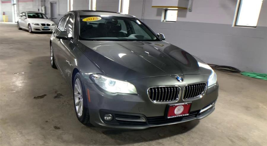 Used BMW 5 Series 4dr Sdn 535i xDrive AWD 2015 | Wiz Leasing Inc. Stratford, Connecticut