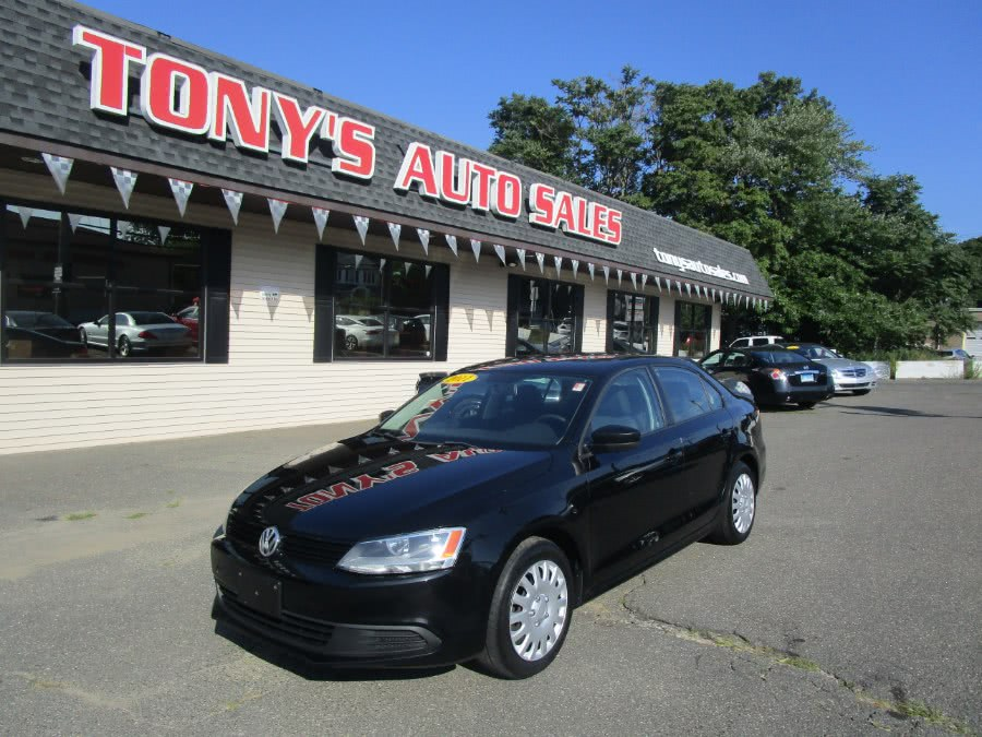 Used 2011 Volkswagen Jetta Sedan in Waterbury, Connecticut | Tony's Auto Sales. Waterbury, Connecticut
