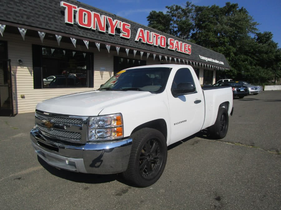 Used 2013 Chevrolet Silverado 1500 in Waterbury, Connecticut | Tony's Auto Sales. Waterbury, Connecticut