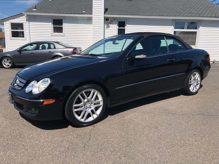 Used 2008 Mercedes-Benz CLK-Class in Milford, Connecticut | Chip's Auto Sales Inc. Milford, Connecticut