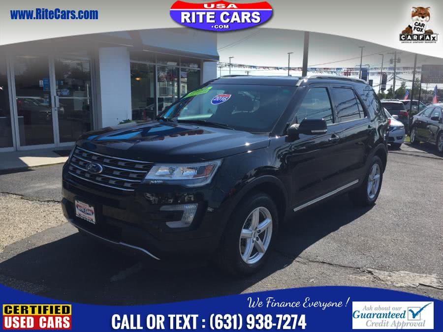 Used Ford Explorer 4WD 4dr XLT 2016 | Rite Cars, Inc. Lindenhurst, New York