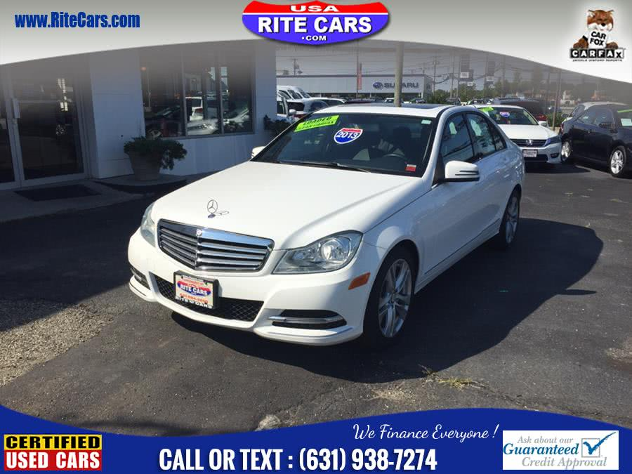 Used 2013 Mercedes-Benz C-Class in Lindenhurst, New York | Rite Cars, Inc. Lindenhurst, New York