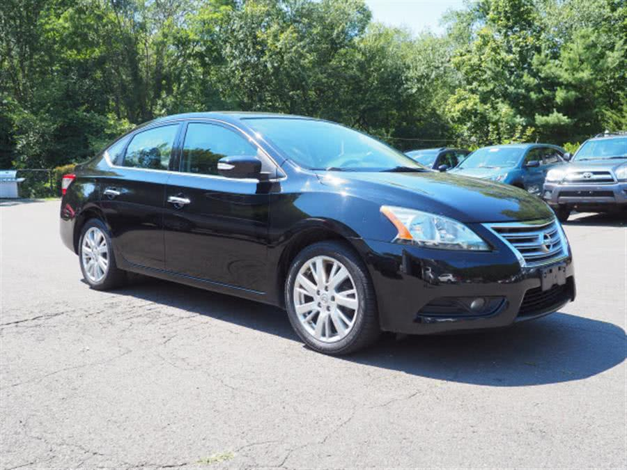 Used 2014 Nissan Sentra in Canton, Connecticut | Canton Auto Exchange. Canton, Connecticut