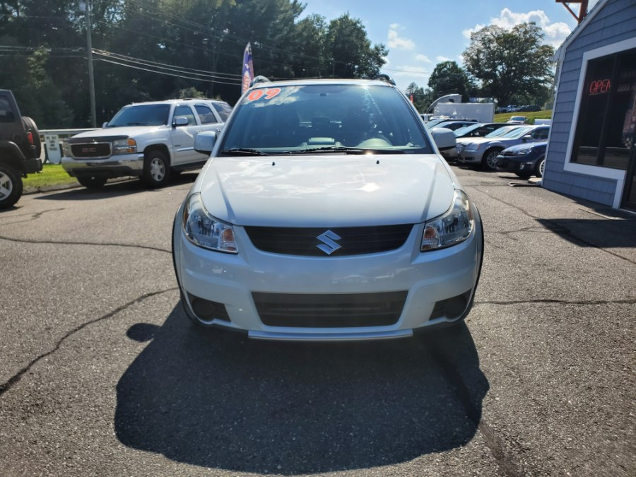 2009 Suzuki SX4 5dr HB Auto AWD, available for sale in Thomaston, CT