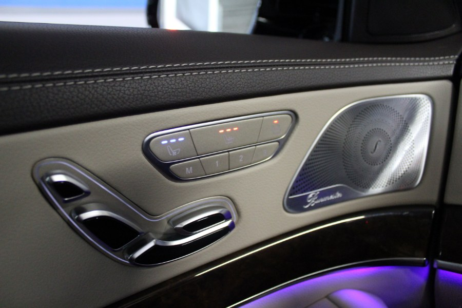 2015 Mercedes-Benz S-Class 4dr Sdn S550 4MATIC, available for sale in Farmington, Connecticut | Driving Image Imports LLC. Farmington, Connecticut