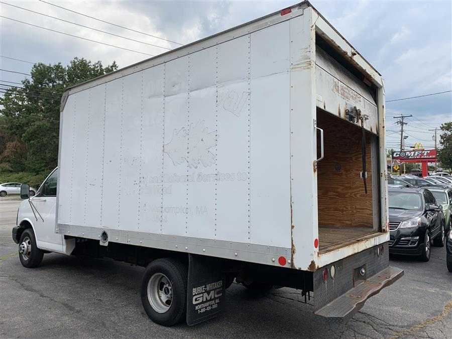 2003 GMC Savana G3500 CARGO, available for sale in Manchester, New Hampshire | Second Street Auto Sales Inc. Manchester, New Hampshire