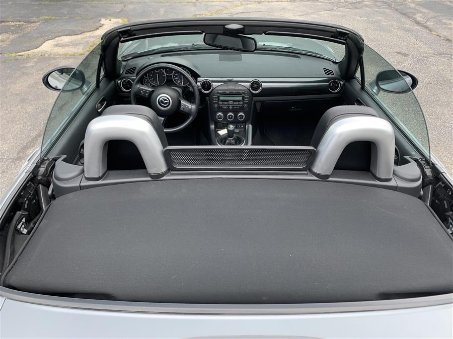 2014 Mazda Mx-5 Miata GRAND TOURING, available for sale in Manchester, New Hampshire | Second Street Auto Sales Inc. Manchester, New Hampshire