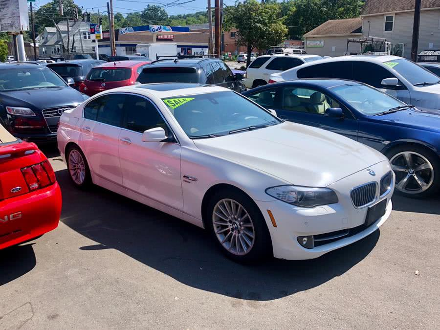 Used 2011 BMW 5 Series in New Haven, Connecticut | Primetime Auto Sales and Repair. New Haven, Connecticut