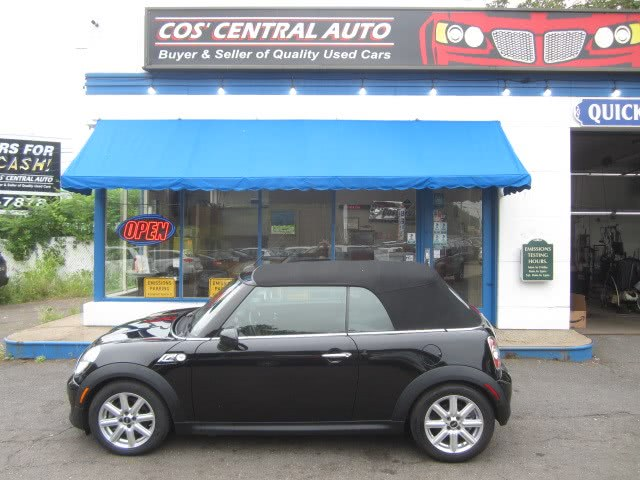 Used 2013 MINI Cooper Convertible in Meriden, Connecticut | Cos Central Auto. Meriden, Connecticut
