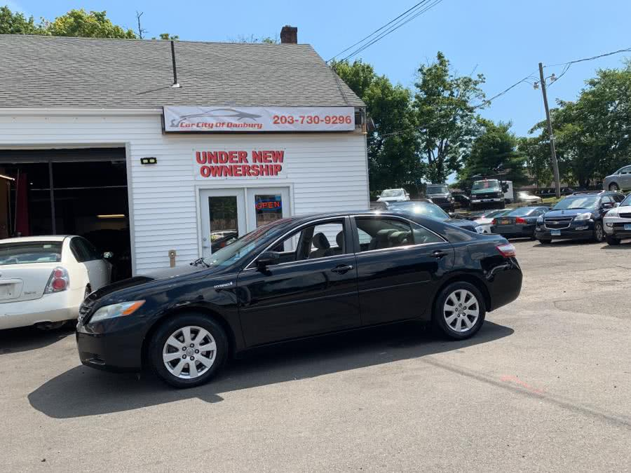 Used 2007 Toyota Camry Hybrid in Danbury, Connecticut | Car City of Danbury, LLC. Danbury, Connecticut