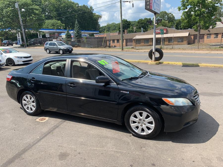 2007 Toyota Camry Hybrid 4dr Sdn (Natl), available for sale in Danbury, Connecticut | Car City of Danbury, LLC. Danbury, Connecticut