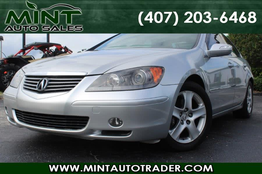 Used 2006 Acura RL in Orlando, Florida | Mint Auto Sales. Orlando, Florida