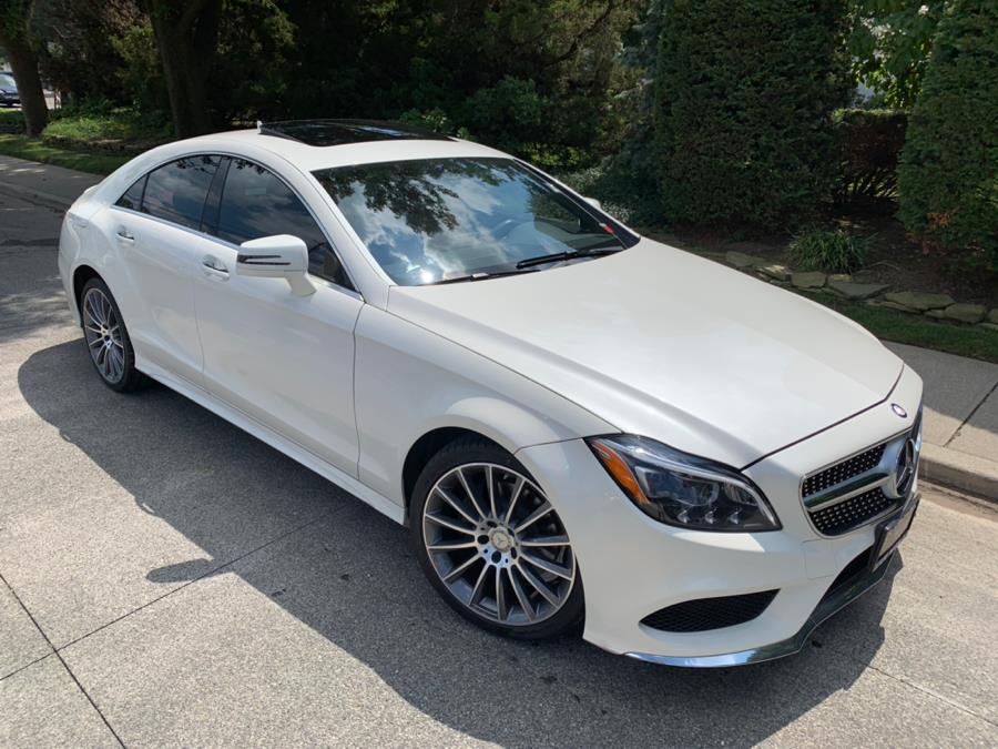 2016 Mercedes-Benz CLS-Class 4dr Sdn CLS 400, available for sale in Franklin Square, New York | Luxury Motor Club. Franklin Square, New York