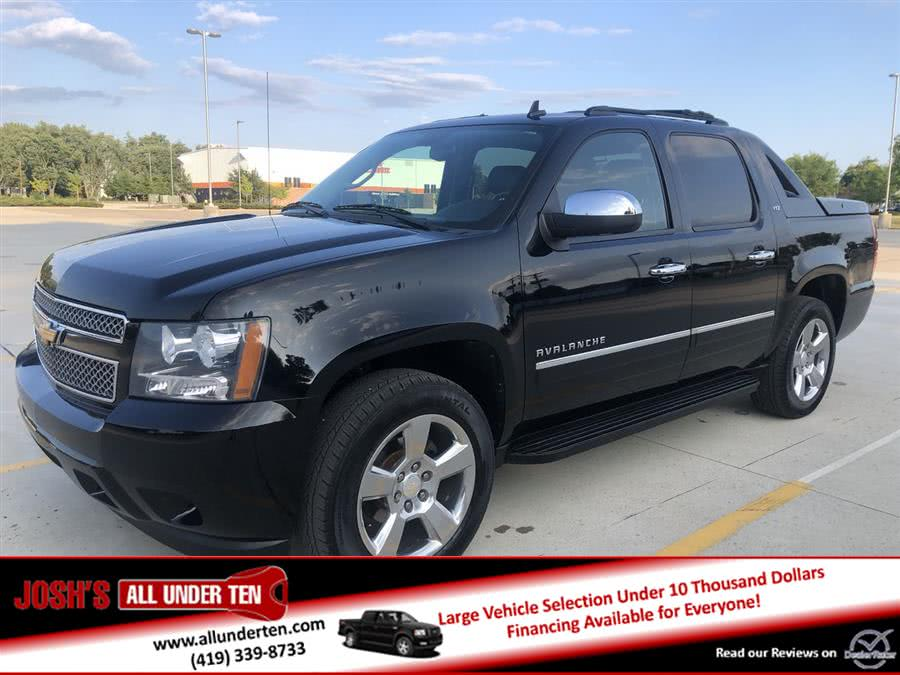 Used 2011 Chevrolet Avalanche in Elida, Ohio | Josh's All Under Ten LLC. Elida, Ohio