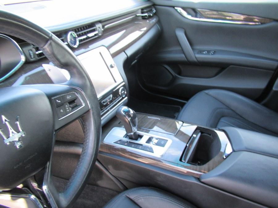 2014 Maserati Quattroporte 4dr Sdn Quattroporte S Q4, available for sale in Massapequa, New York   South Shore Auto Brokers & Sales. Massapequa, New York