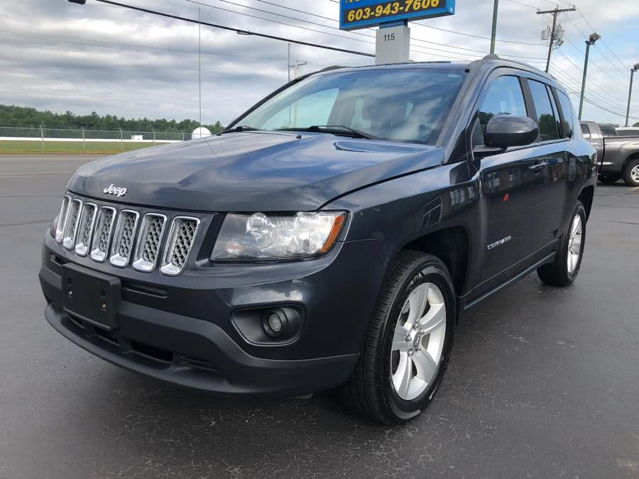 Used Jeep Compass Latitude 4WD 2014 | RH Cars LLC. Merrimack, New Hampshire