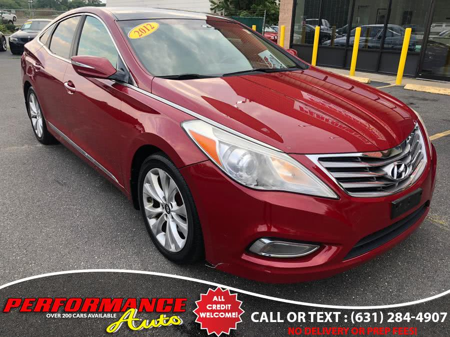 Used 2012 Hyundai Azera in Bohemia, New York | Performance Auto Inc. Bohemia, New York