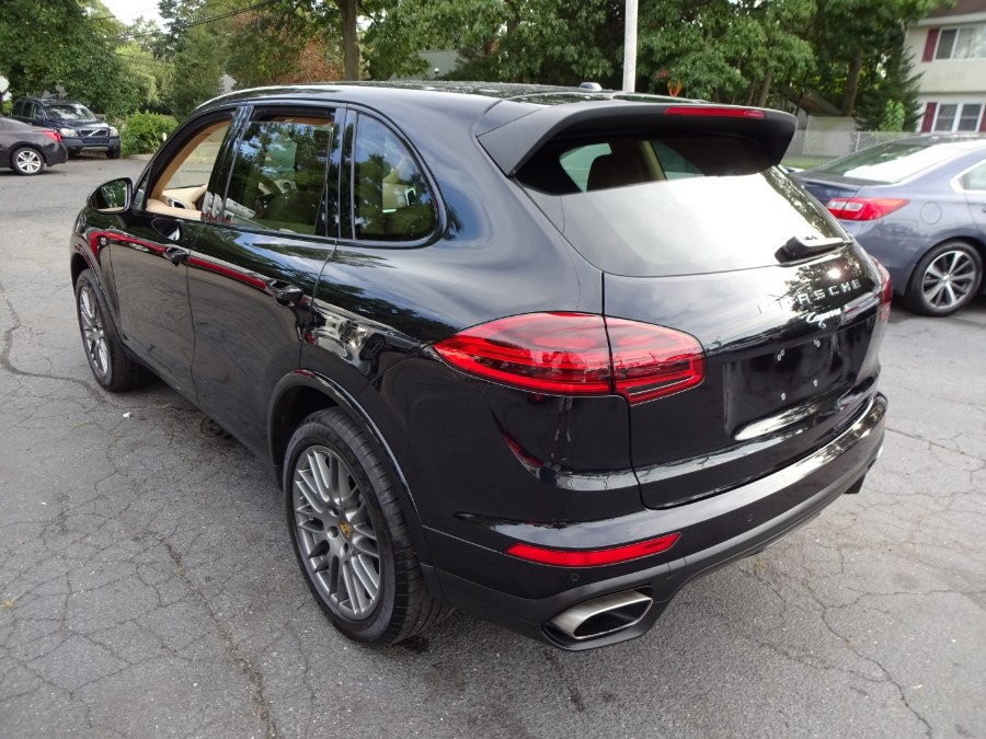 2017 Porsche Cayenne Platinum AWD, available for sale in Islip, New York | Mint Auto Sales. Islip, New York