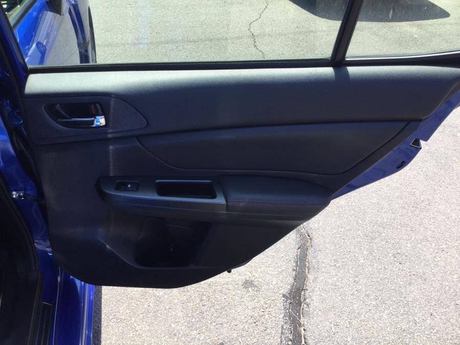 2015 Subaru WRX 4dr Sdn Man Limited, available for sale in Plantsville, Connecticut | L&S Automotive LLC. Plantsville, Connecticut