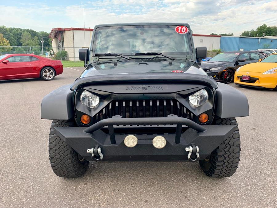 Used Jeep Wrangler Unlimited 4WD 4dr Rubicon 2010   Mike And Tony Auto Sales, Inc. South Windsor, Connecticut