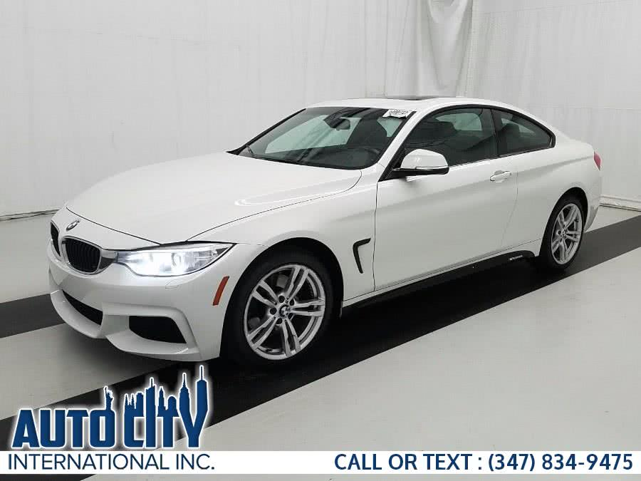 Used 2014 BMW 4 Series in Brooklyn, New York | Auto City Int Inc. Brooklyn, New York