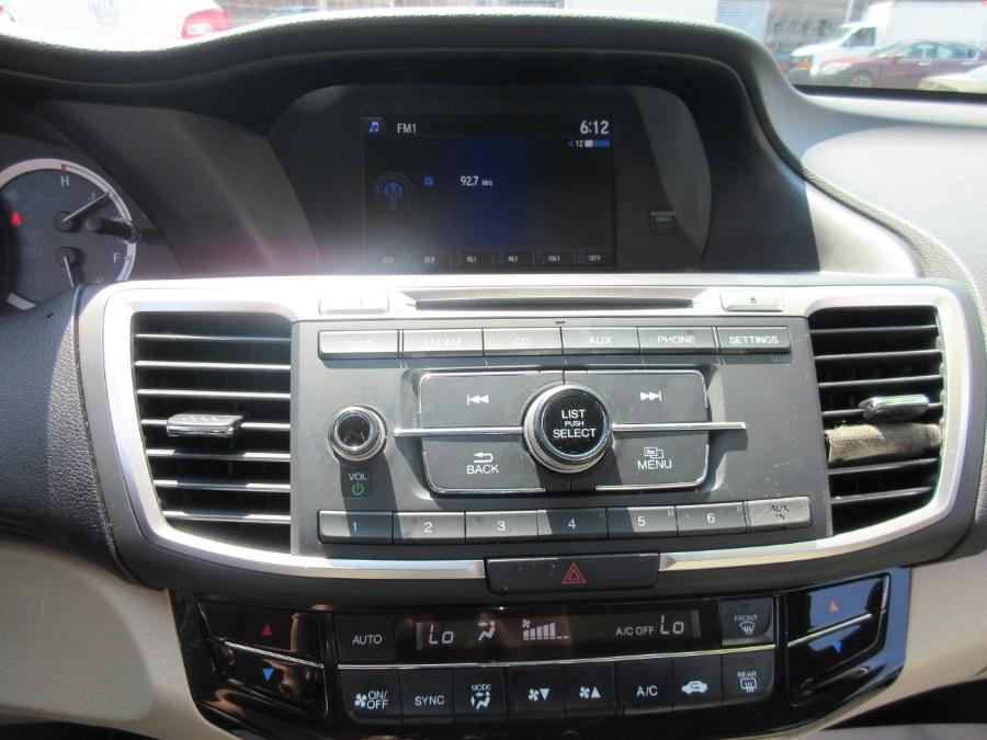 2017 Honda Accord Sedan LX CVT, available for sale in Irvington, New Jersey | Foreign Auto Imports. Irvington, New Jersey
