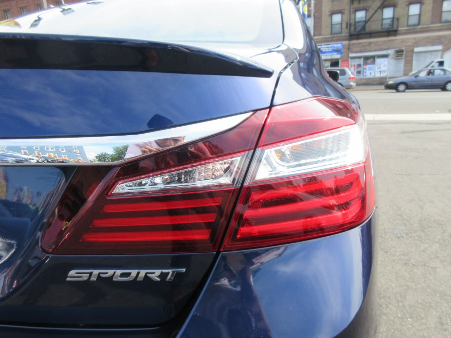 2017 Honda Accord Sedan Sport CVT, available for sale in Irvington, New Jersey | Foreign Auto Imports. Irvington, New Jersey