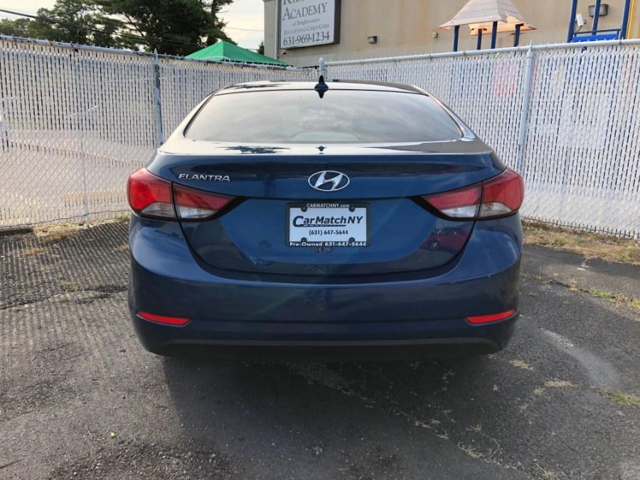 2014 Hyundai Elantra 4dr Sdn Auto SE, available for sale in Bayshore, New York | Carmatch NY. Bayshore, New York