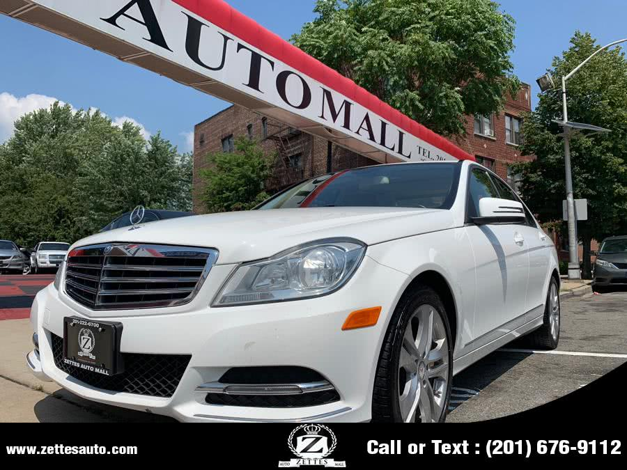 Used Mercedes-Benz C-Class 4dr Sdn C300 Sport 4MATIC 2014 | Zettes Auto Mall. Jersey City, New Jersey