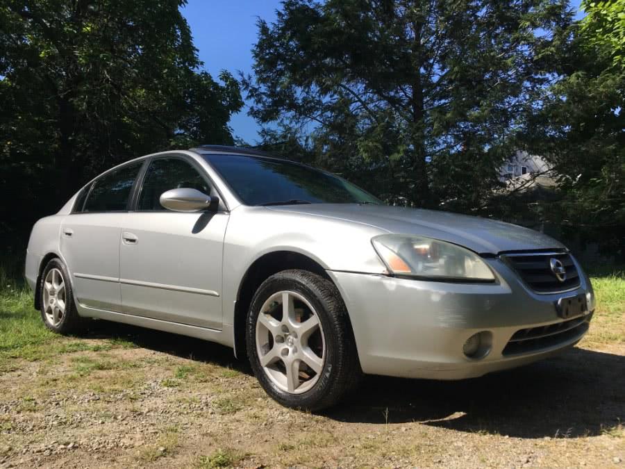 Used 2004 Nissan Altima in Norwich, Connecticut   Elite Auto Brokers LLC. Norwich, Connecticut