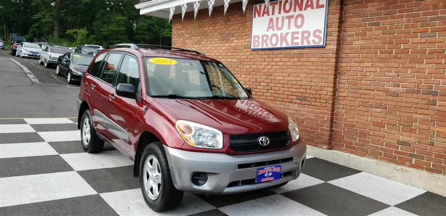 Used Toyota RAV4 4dr Auto 2004 | National Auto Brokers, Inc.. Waterbury, Connecticut