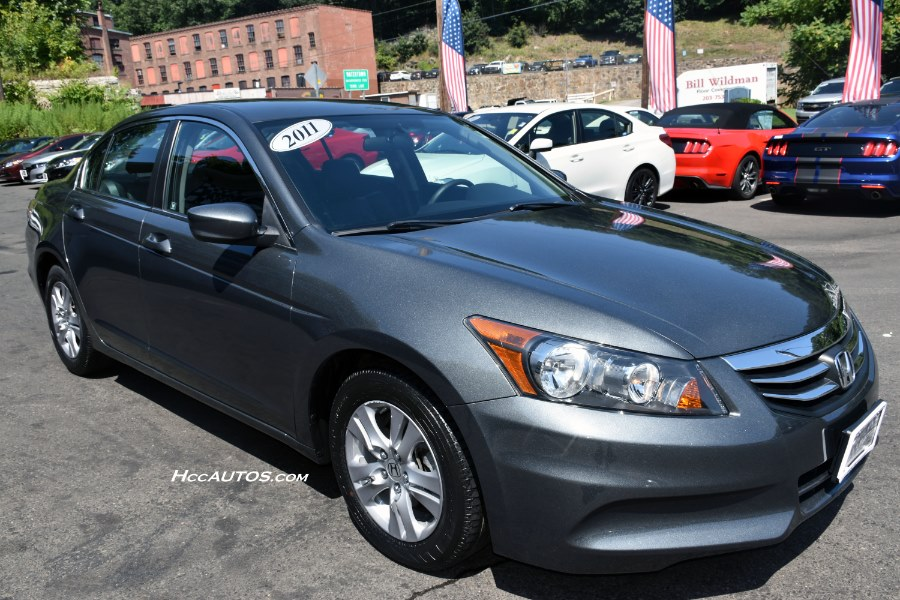 2011 Honda Accord Sdn 4dr I4 Auto SE, available for sale in Waterbury, Connecticut | Highline Car Connection. Waterbury, Connecticut