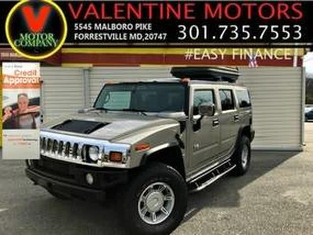 Used 2003 Hummer H2 in Forestville, Maryland | Valentine Motor Company. Forestville, Maryland