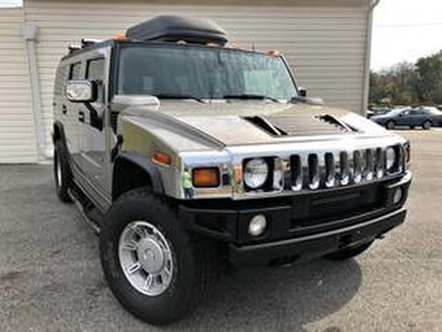2003 Hummer H2 , available for sale in Forestville, Maryland | Valentine Motor Company. Forestville, Maryland