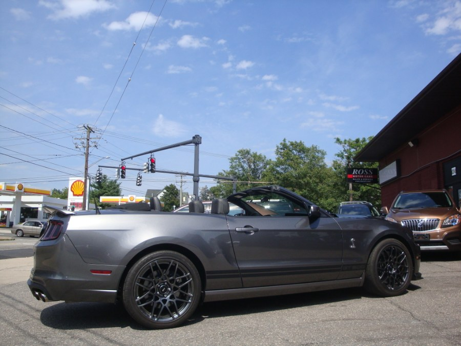 Used Ford Mustang 2dr Conv Shelby GT500 2014 | Ross Motorcars. Torrington, Connecticut