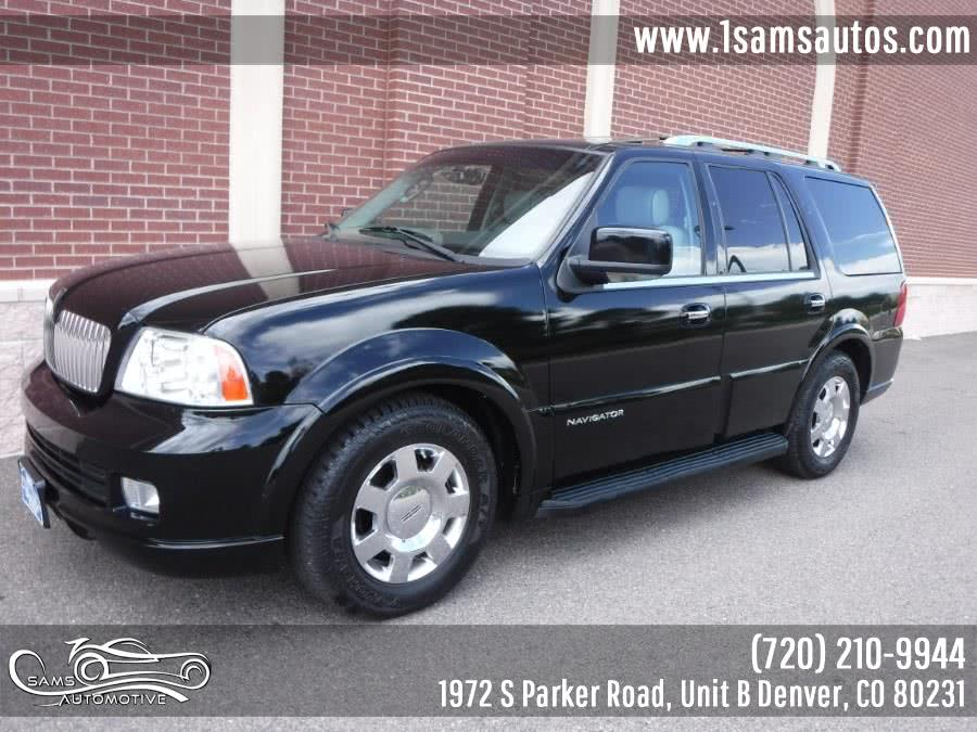 Used 2006 Lincoln Navigator in Denver, Colorado | Sam's Automotive. Denver, Colorado