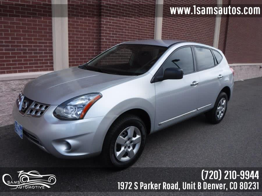 Used 2015 Nissan Rogue Select in Denver, Colorado | Sam's Automotive. Denver, Colorado