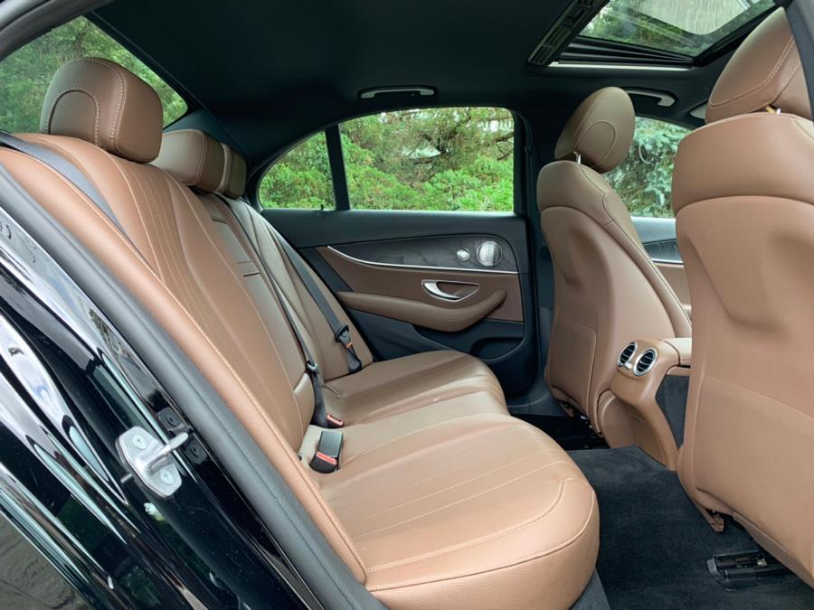 2017 Mercedes-Benz E-Class E 300 Sport 4MATIC Sedan, available for sale in Franklin Square, New York | Luxury Motor Club. Franklin Square, New York